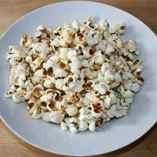 Garlic Chilli Cheese Popcorn