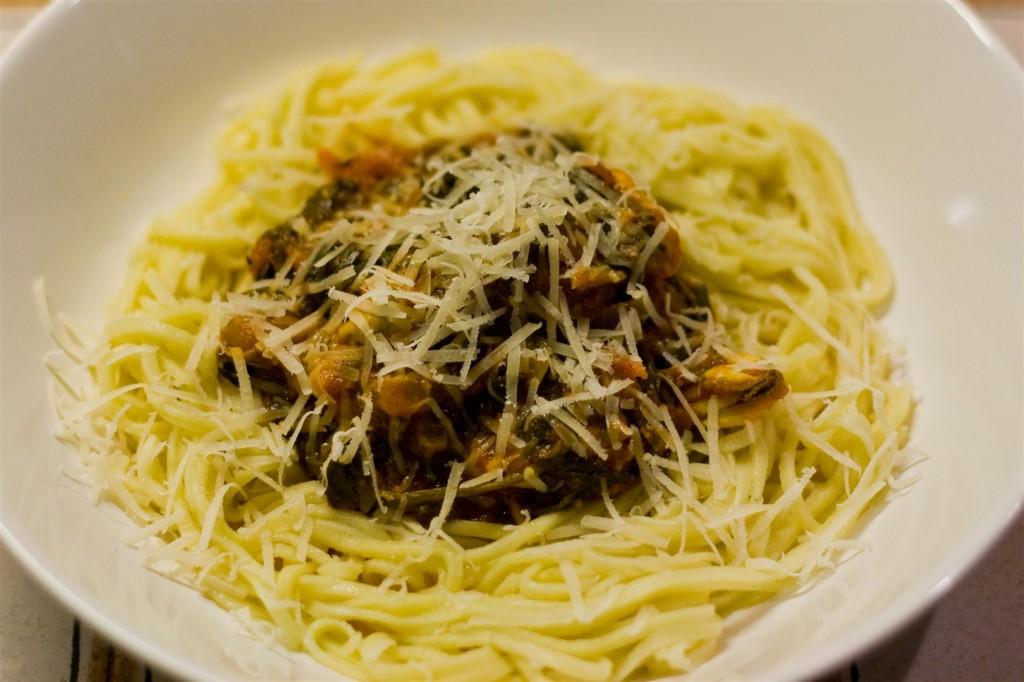 Simple Egg Pasta