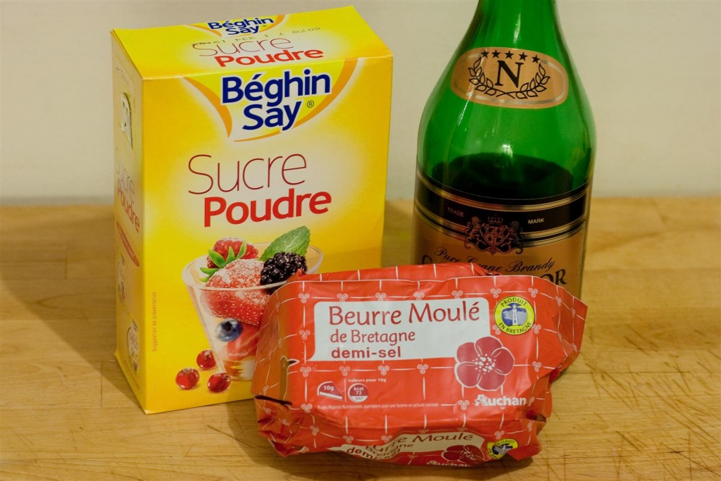 Brandy Butter ingredients