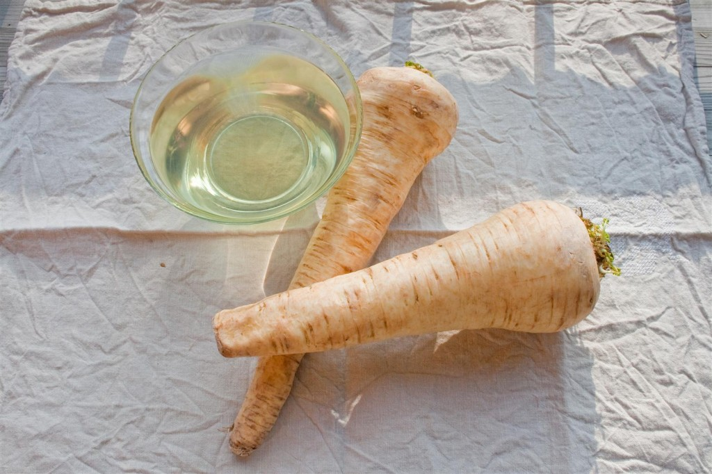 Parsnip Chip ingredients