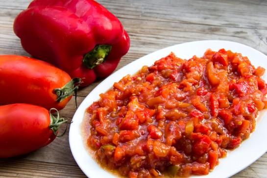 Salata Mechouia