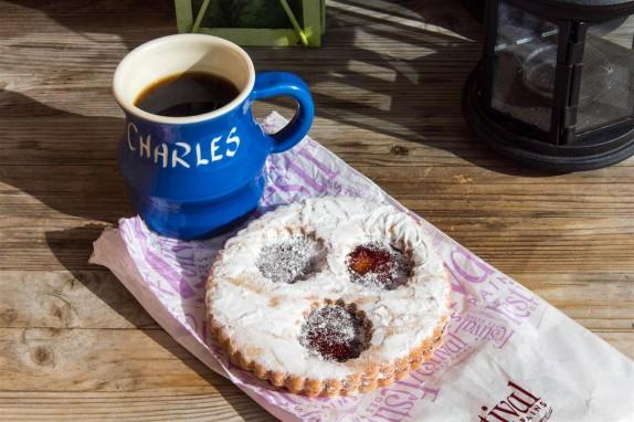 Mmmm, Coffee and Cookies