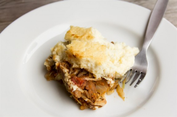 Shepherdless Pie