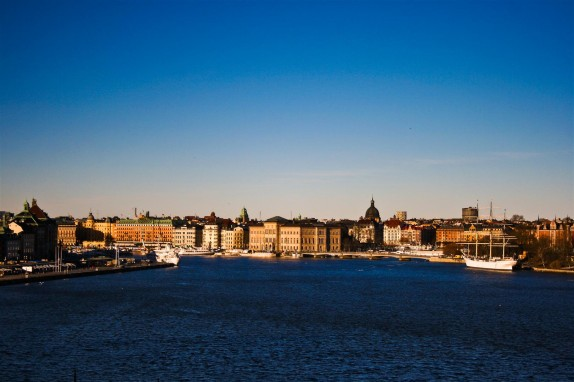 Gamla Stan and Skeppsholmen