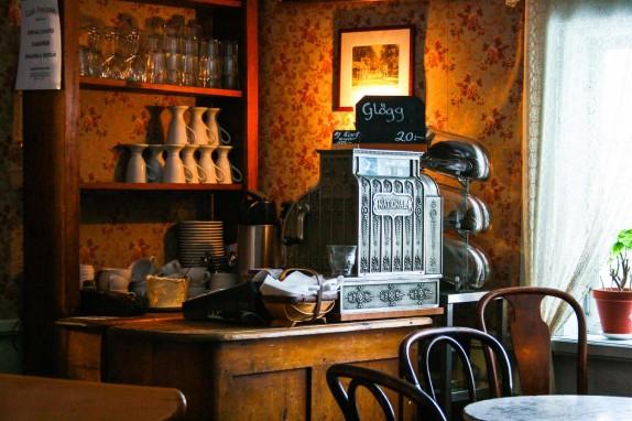 Skansen coffee shop