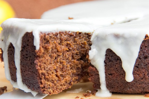 Soft Gingerbread Cake