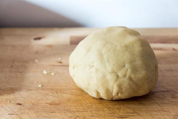 Ma'amoul dough