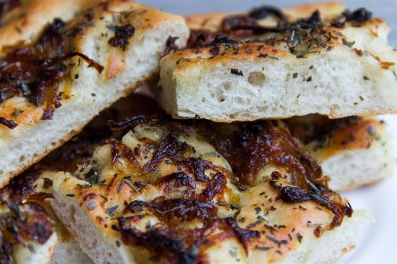 Caramelised Onion Fakeaccia