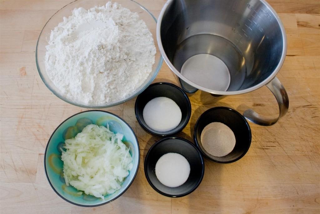 Bagel ingredients