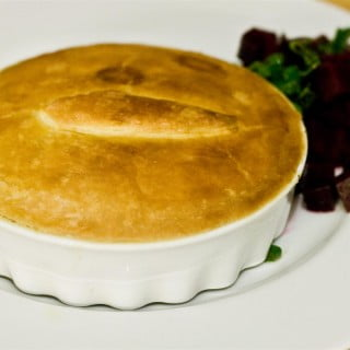 Cock-a-Leekie Pie