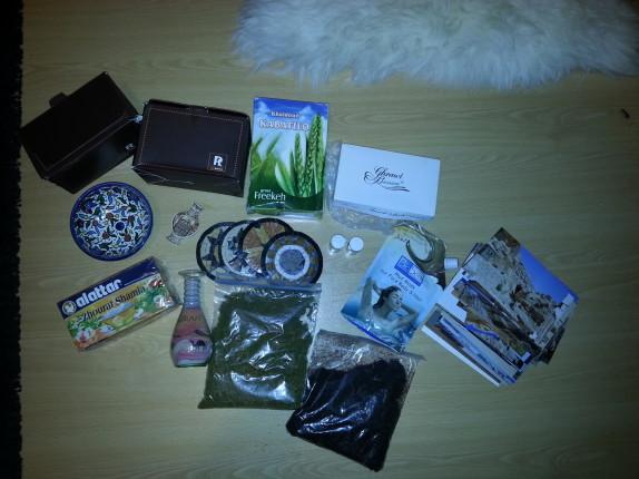 Sawsan's gift