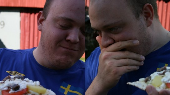 Surströmming is not good