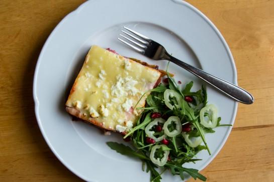 Pasta-less Lasagne