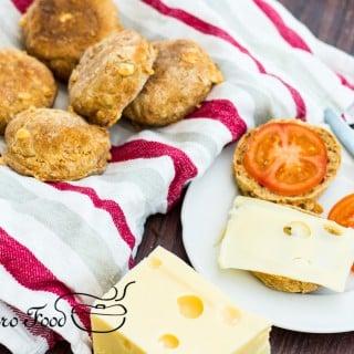 Cheese and Vegemite Scones