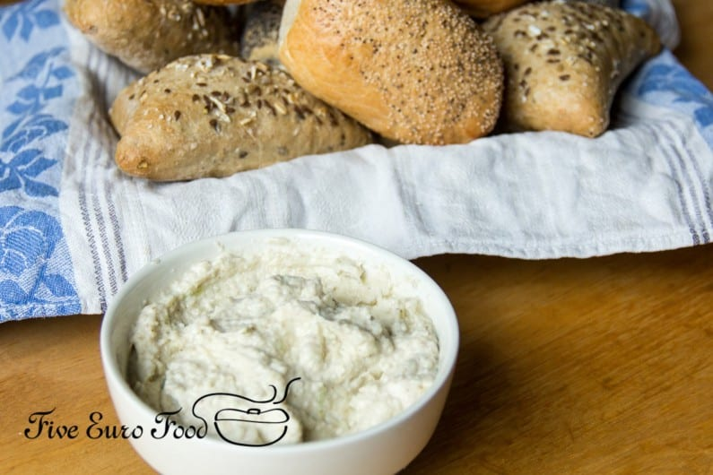 Artichoke and Coriander Dip