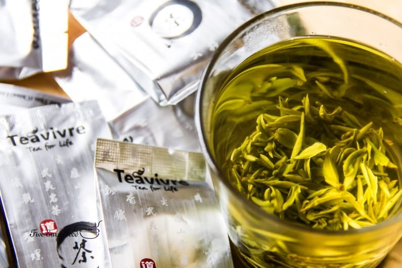 Green Tea from Tea Vivre